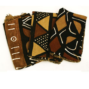 Mud Cloth Bambara - 4 Color