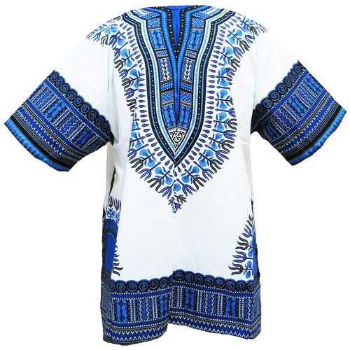 Traditional Dashiki White